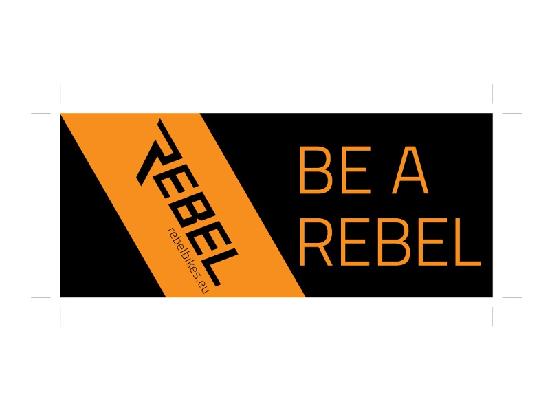 Rebel Bikes Bidon